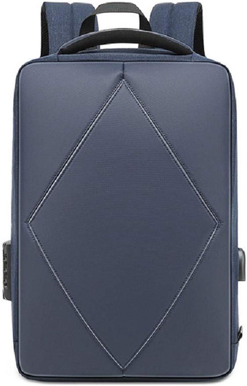 Rucksack Wasserdichter Laptop Rucksack Schlüssel Herren Rucksack Reise Mdchen Rucksack Tasche Herren Tasche (Farbe   B, Größe   -)