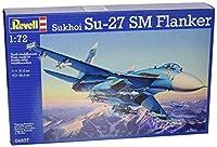 ドイツレベル 1/72 スホーイ Su27-SM 04937 プラモデル