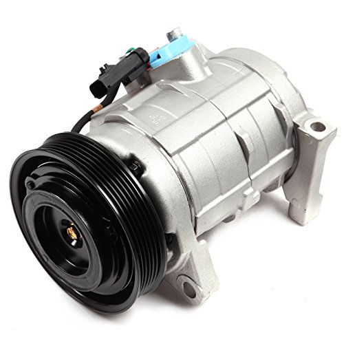 ECCPP A/C Compressor with Clutch fit for 2001-2007 Dodge Grand Caravan Plymouth CO 29001C Air AC Compressors Kit