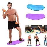 cuepar Tabla de equilibrio para entrenador de equilibrio, se utiliza para ejercicios de entrenamiento de fitness y deportes, equilibrio para patinaje, ideal para ejercicios de equilibrio.
