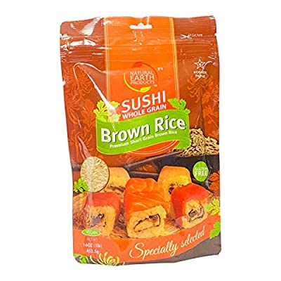 Sushi Rice, Premium Japanese Short Grain Rice, Specially Selected, 16oz