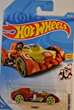 Hot Wheels Red Turbot HW Robots Series 1:64 Scale Collectable Die Cast Model Car #2/5