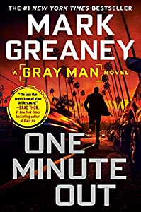 One Minute Out (Gray Man Book 9)