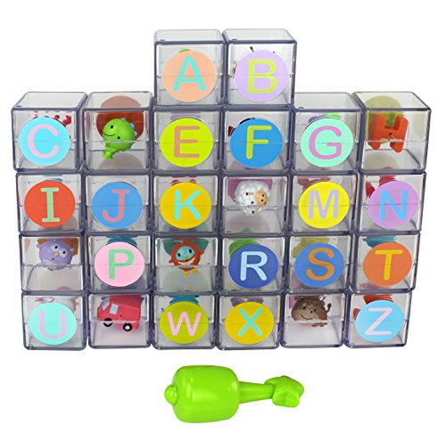 PlayMonster Mirari ABC Flip Flop Blocks