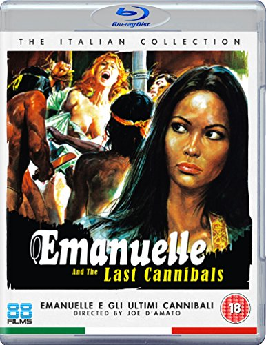 Emanuelle And The Last Cannibals [Edizione: Regno Unito] [Edizione: Regno Unito]