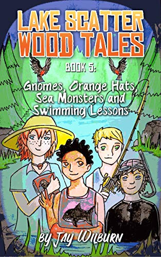 Lake Scatter Wood Tales—Book 5 (English Edition)
