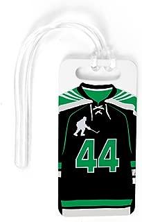 hockey bag tags