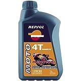 REPSOL Aceite Moto Racing Hmeoc 4t 10w30 1l