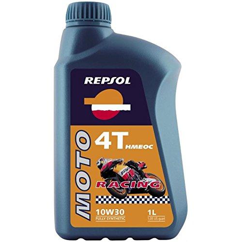Aceite Repsol Moto Racing Hmeoc 4t 10w30 1l
