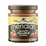Meridian FoodsAlmond - Mantequilla con sal (6 x 170 g)