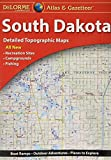 DeLorme® South Dakota Atlas & Gazetteer (Delorme Atlas & Gazeteer)