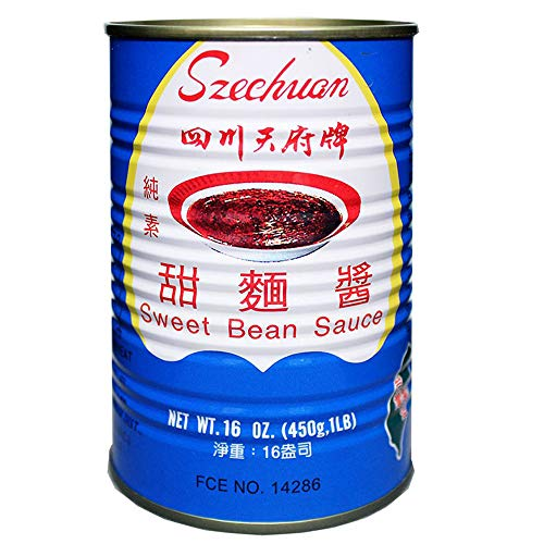 Sweet Bean Sauce - 16oz [Pack of 3]