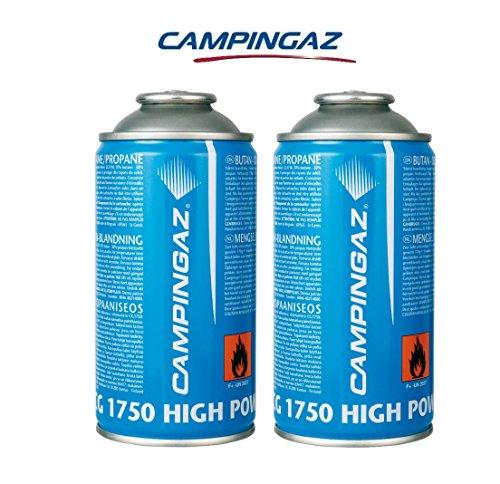 CG1750 CG1750 Campinggaz CG 1750 Gascartouche 175 g, schroefvoet ideaal voor soldeerbout, aanbieding voor 2 flessen