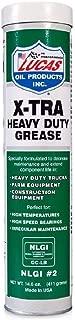 Lucas Oil 10301 X-Tra Heavy Duty Grease- 14.5 oz. (Quantity 20)