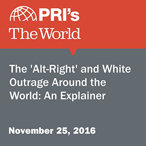 The 'Alt-Right' and White Outrage Around the World: An Explainer audiobook cover art