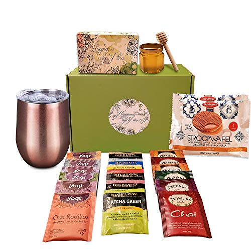 Variety Tea Gift Basket