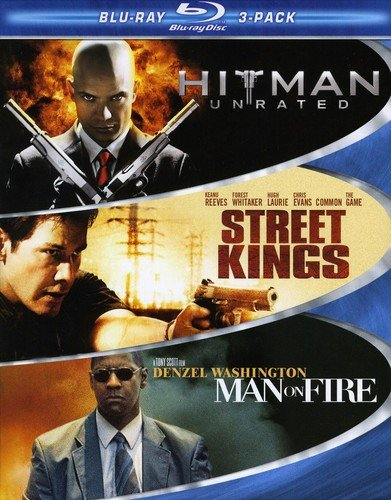 Top 10 man on fire bluray for 2020
