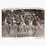 Xyxxcrew De France Vintage French Bicycling Bike Tour