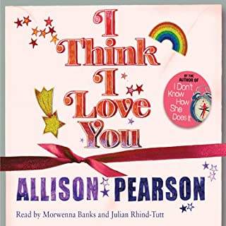 I Think I Love You cover art