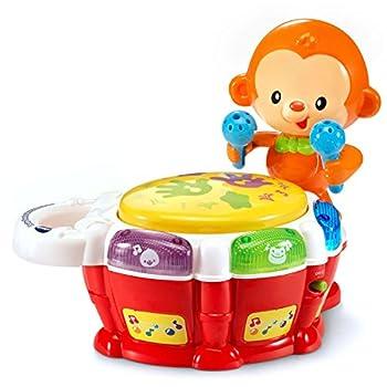 VTech Baby Beats Monkey Drum