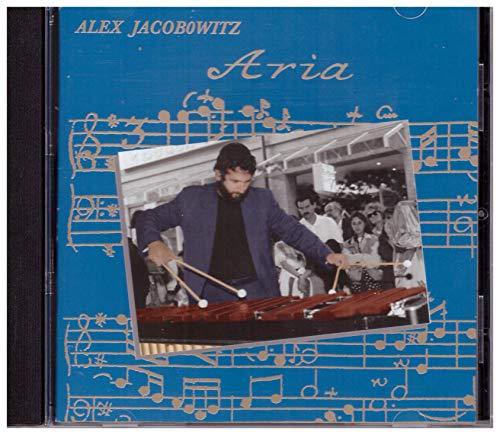 Alex Jacobowitz – Aria Seltene CD
