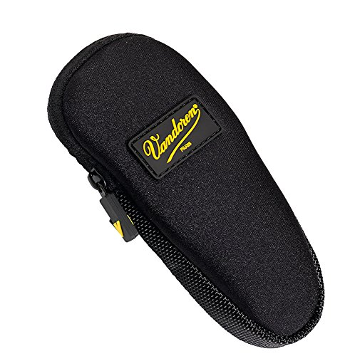 Vandoren P201 Neoprene Woodwind Mouthpiece Pouch, fits Bass Clarinet /...