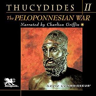 The Peloponnesian War, Volume 2 audiobook cover art