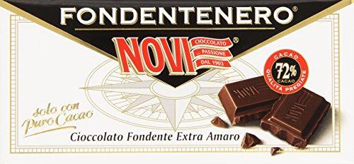 Novi Tavoletta Fondente Nero, 100g