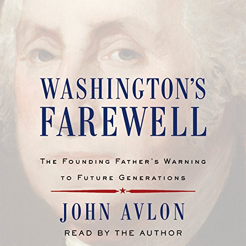 Washington's Farewell cover art