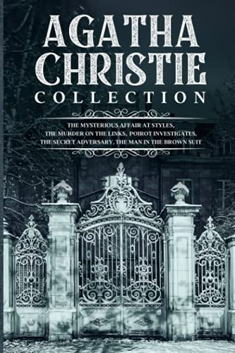 Agatha Christie Collection: The Mys…