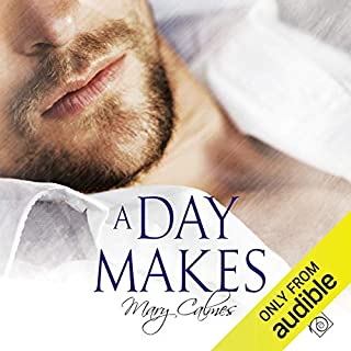 A Day Makes cover art
