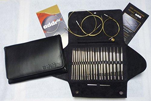 Gustav Selter GmbH Co. KG Addi Click Nadelsystem Basic 10 Nadelstärken 3 Seillängen 650-2 ADDI Click Basic