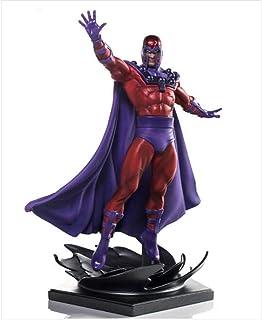 Magneto Marvel Comics Series 4 - 1/10 Art Scale Iron Studios Preto