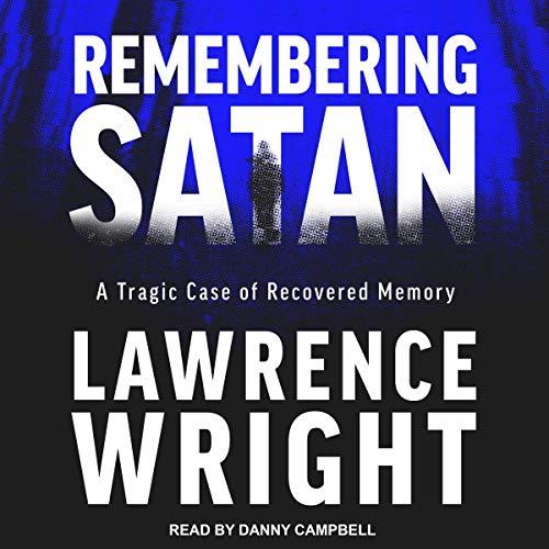 Remembering Satan audiobook cover art