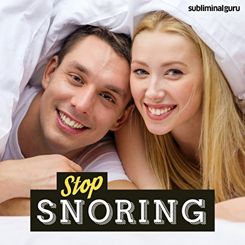 Stop Snoring cover art