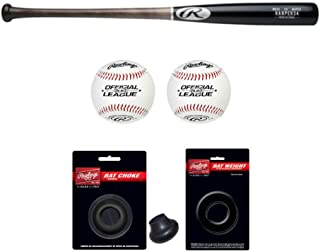 Rawlings Bryce Harper Maple Pro Label Wood Bat (33