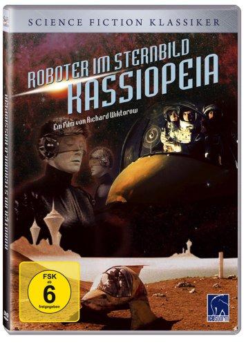 Roboter im Sternbild Kassiopeia (Stern Alpha ruft Erde - Science Fiction Klassiker)