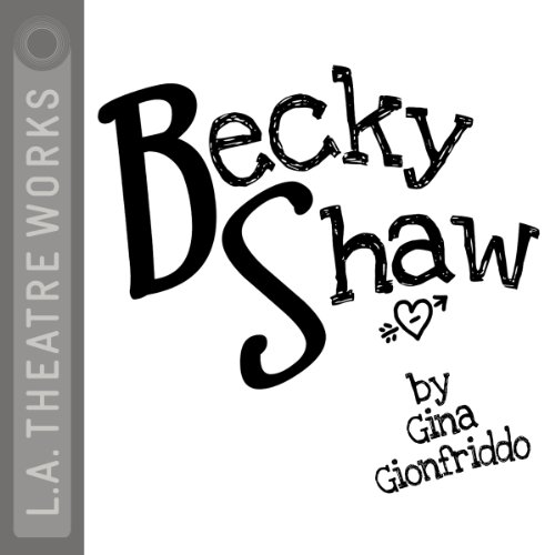 Becky Shaw audiobook cover art