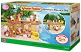 SYLVANIAN FAMILIES- Adventure Treasure Ship Mini muñecas y Accesorios, Multicolor (Epoch para Imaginar 5210)