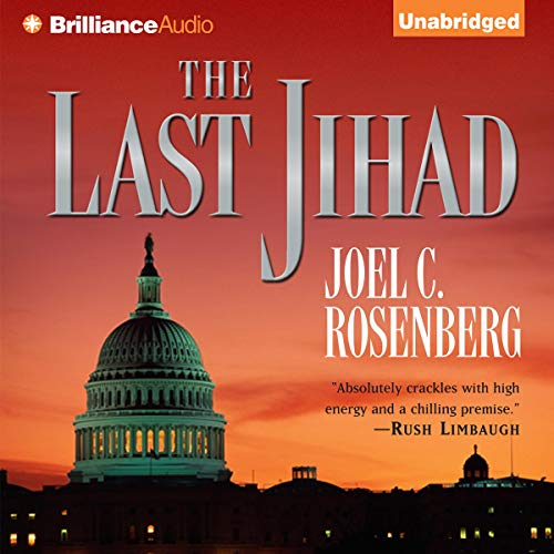The Last Jihad cover art