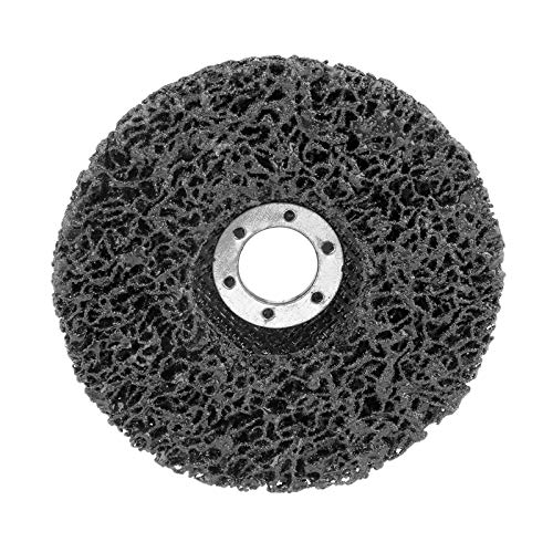 XCQ 1 stück 125 * 22mm Metall Polierscheibe Schleifscheibe Für saubere Farbe Metall Rust Remover Dremel Zubehör Winkel Mühle Werkzeug Dauerhaft 0404