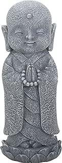Ebros Gift Decorative Large Jizo Figurine 9.75