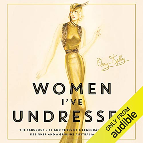 Women I've Undressed audiobook cover art