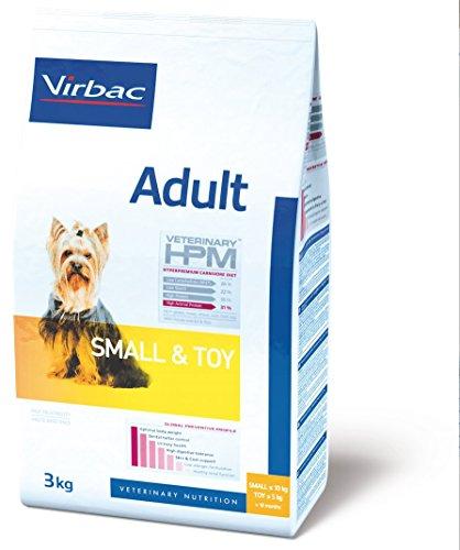 Veterinary HPM Virbac - Veterinary HPM Dog Adult Small Toy - 1268 - 1,5 Kg.