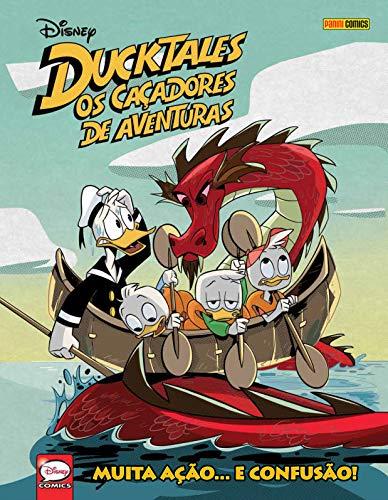Ducktales Volume 1: Muita ação ... e confusão!