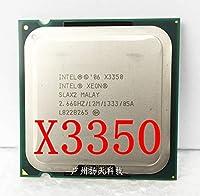 X3350 2.66GHz/12MB/1333MHz Sockel/Socket LGA775 (working 100%)