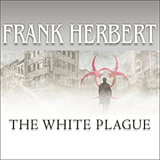 The White Plague audiobook cover art