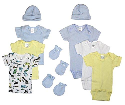 Bambini - Juego de 10 piezas para recién nacidos