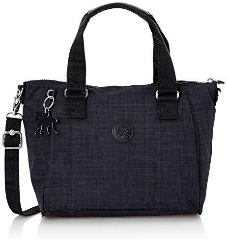Kipling Damen Amiel Tasche, Blau (dazz True Blue) One Size
