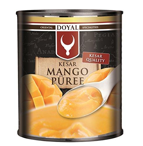 DOYAL Mango Püree KESAR 850g pürierte Mango Kesar Quality